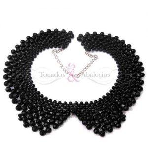 Cuello de perlas