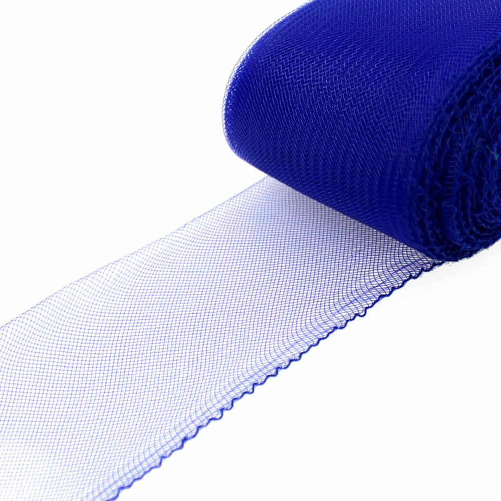 Crin 8 cm azul medio
