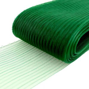 Crin ondulado 15 cm verde jungla