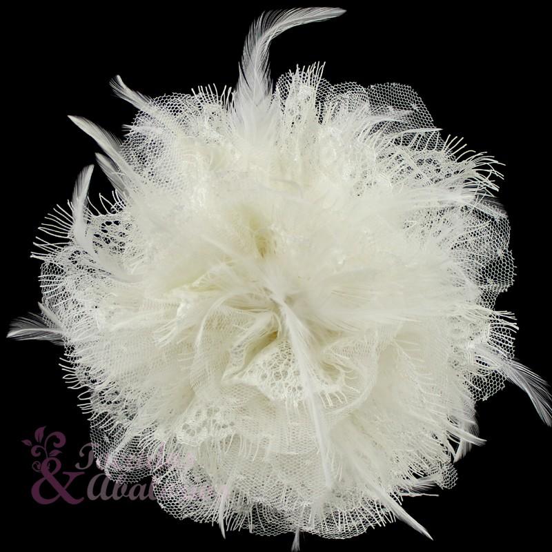 Flor vintage 25 cm