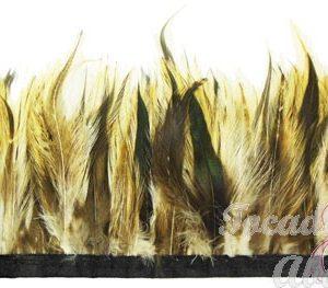 Fleco Pluma Gallo GRYZZLY 10-12 CM