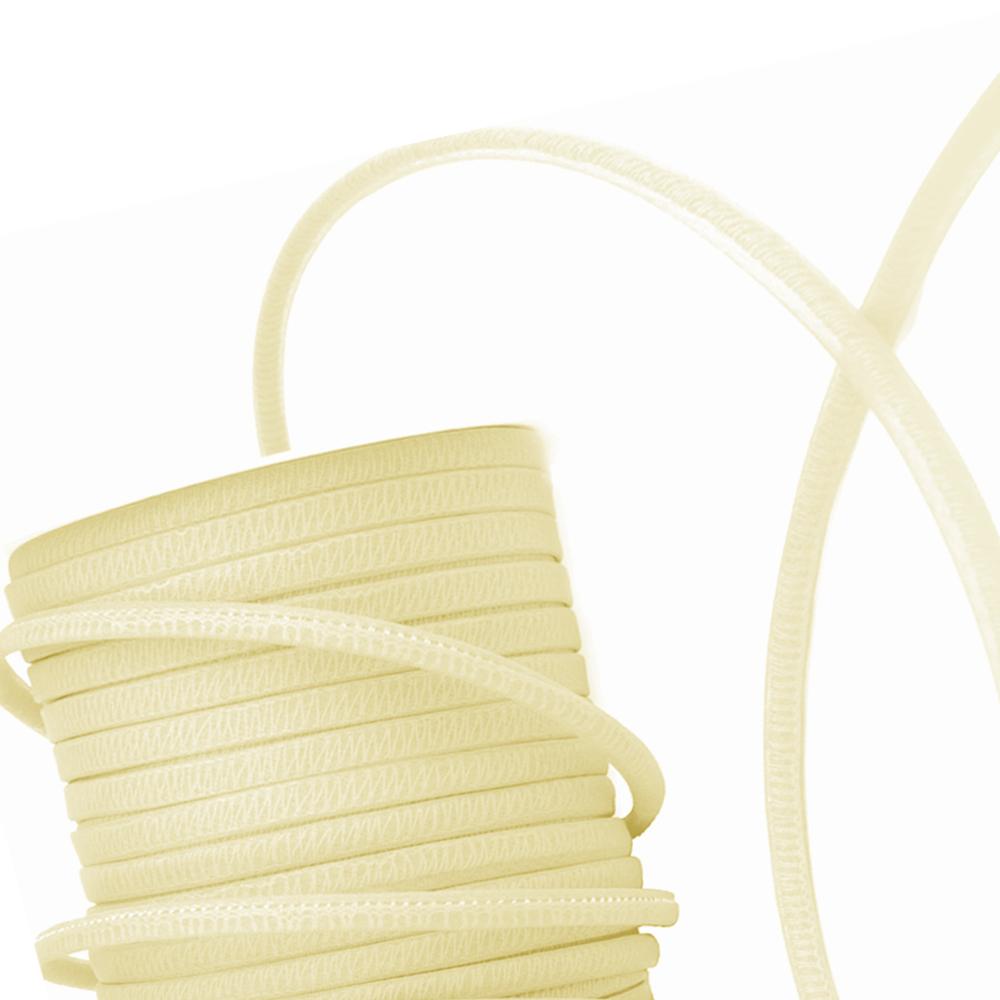 Espagueti organdí 7 mm crudo