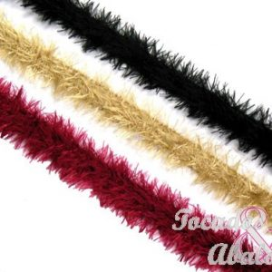 Rayon galon imitacion pluma