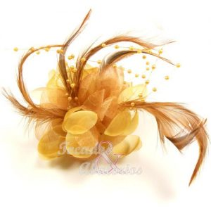 Flor perla 10 cm