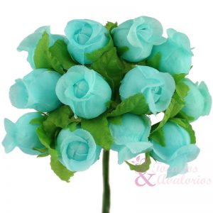 Ramillete capullos de rosas