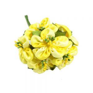 florecillas primavera amarillo