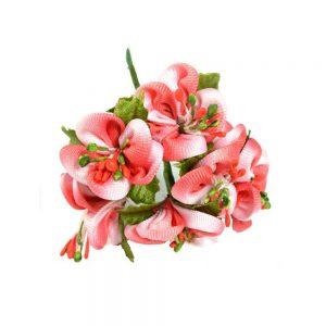 florecillas primavera coral