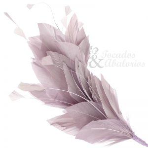Pomo de plumas Afrodita 20 cm