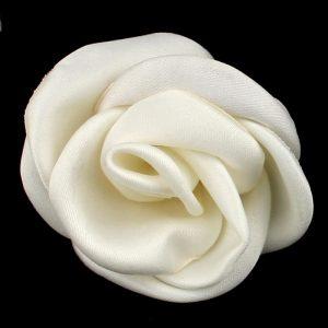 Flor de raso 5.5 cm