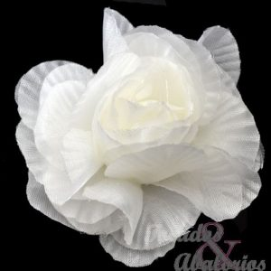 florecilla Plisada 6 CM