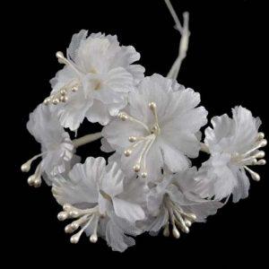 Florecillas con pistilos