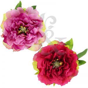 Flor Alba de 16 cm