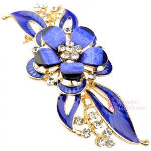 Broche Flor Esmaltada