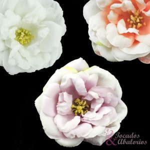 Rosa 10 cm.