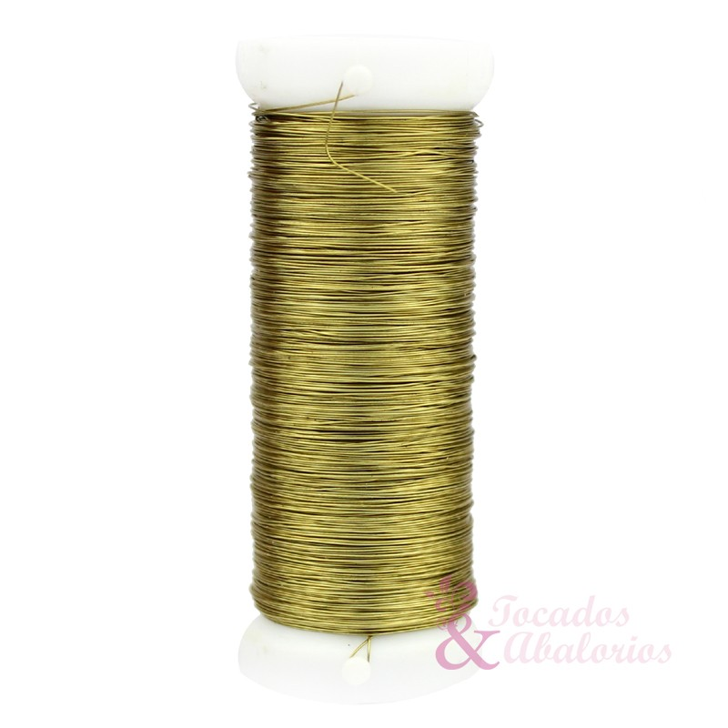 Cable cobre 0.20 mm.