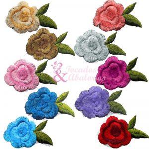 Aplcación mini flor