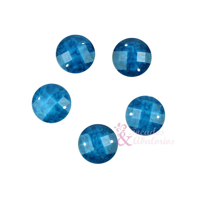 Aplicación circular marmoleada 16 mm