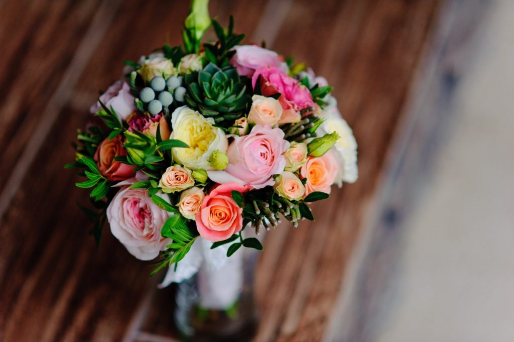 Ramo de Flores Preservadas 2