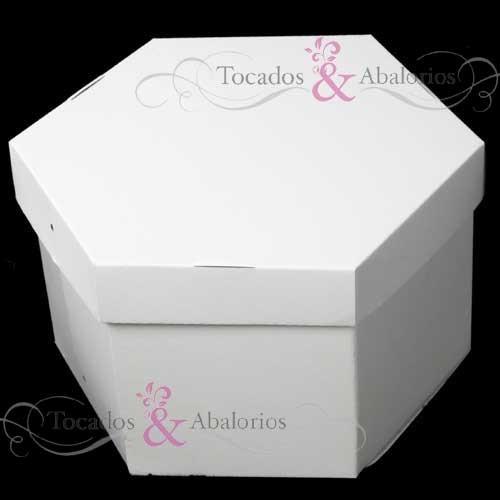 Caja Blanca 35x22cm