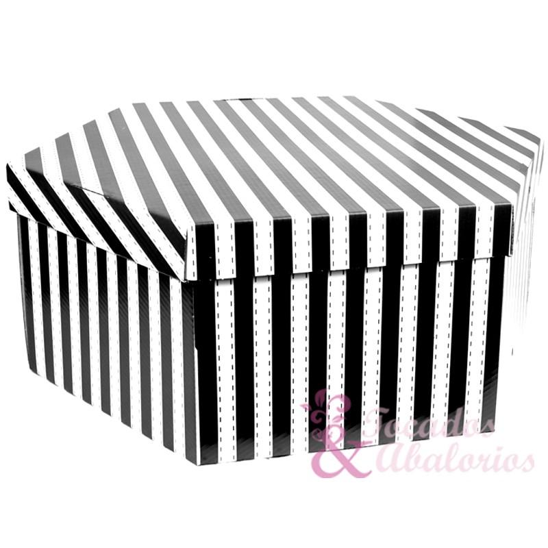 Caja RAYAS 50x50x23cm
