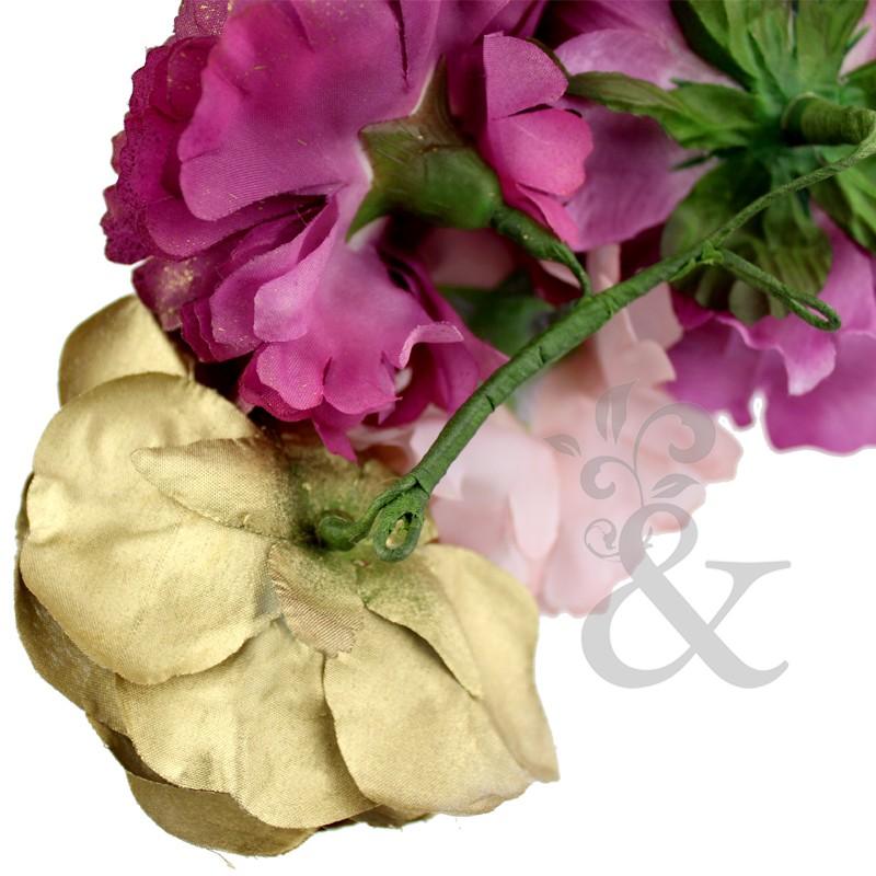Conjunto floral Lola