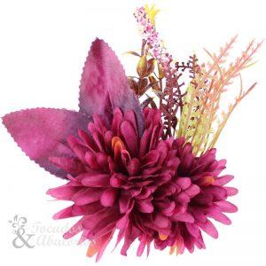 Conjunto Floral Fronda