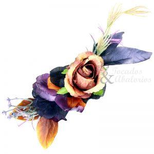 Conjunto Floral Yami