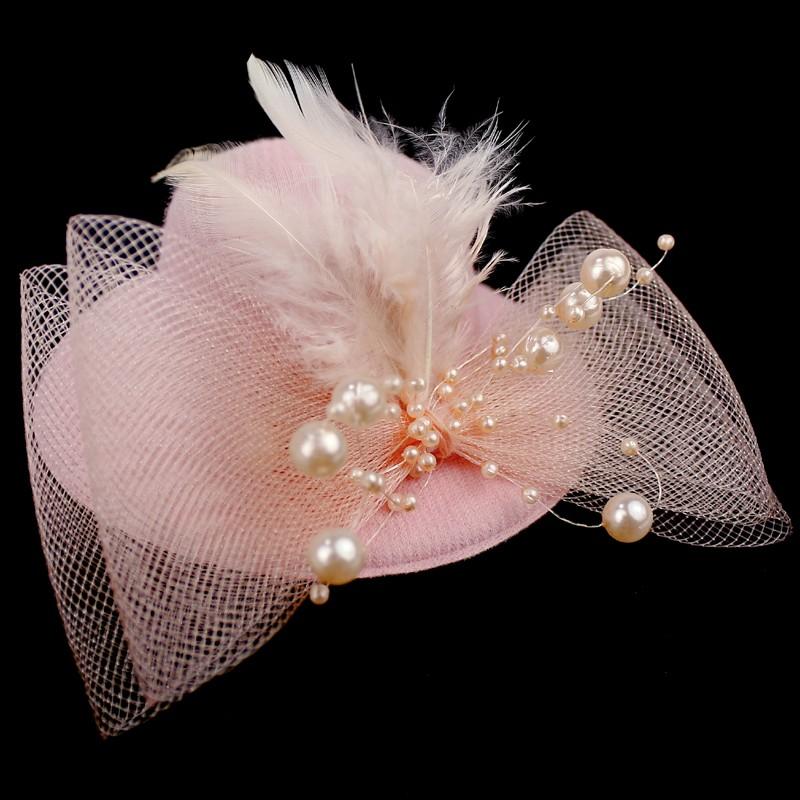 Tocado mini Sombrero