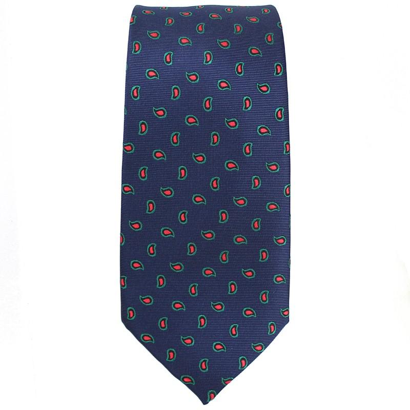 Corbata Abel mini Paisley