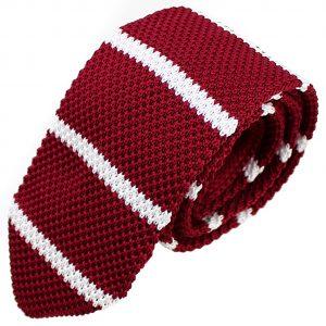 Corbata Adam croché rayas