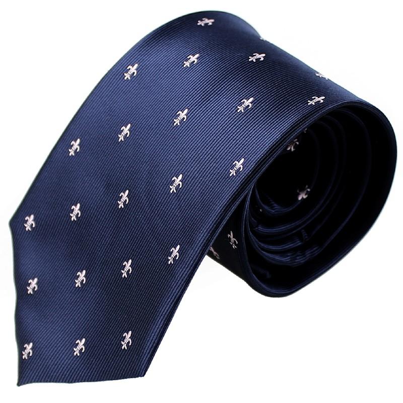 Corbata Adrián Flor de Lis