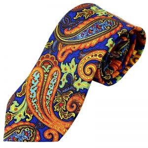 Corbata Apolo Paisley