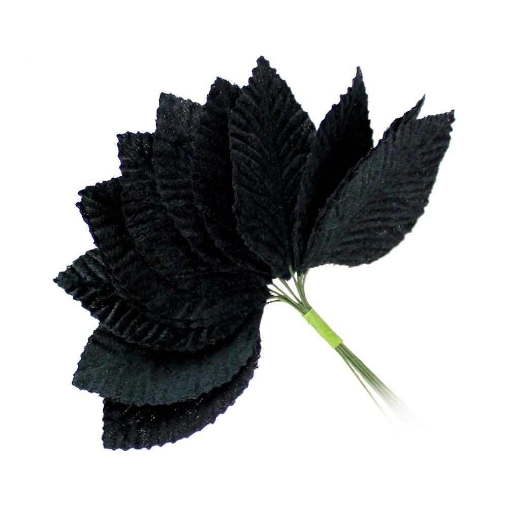 12 HOJAS TALLÍN negro