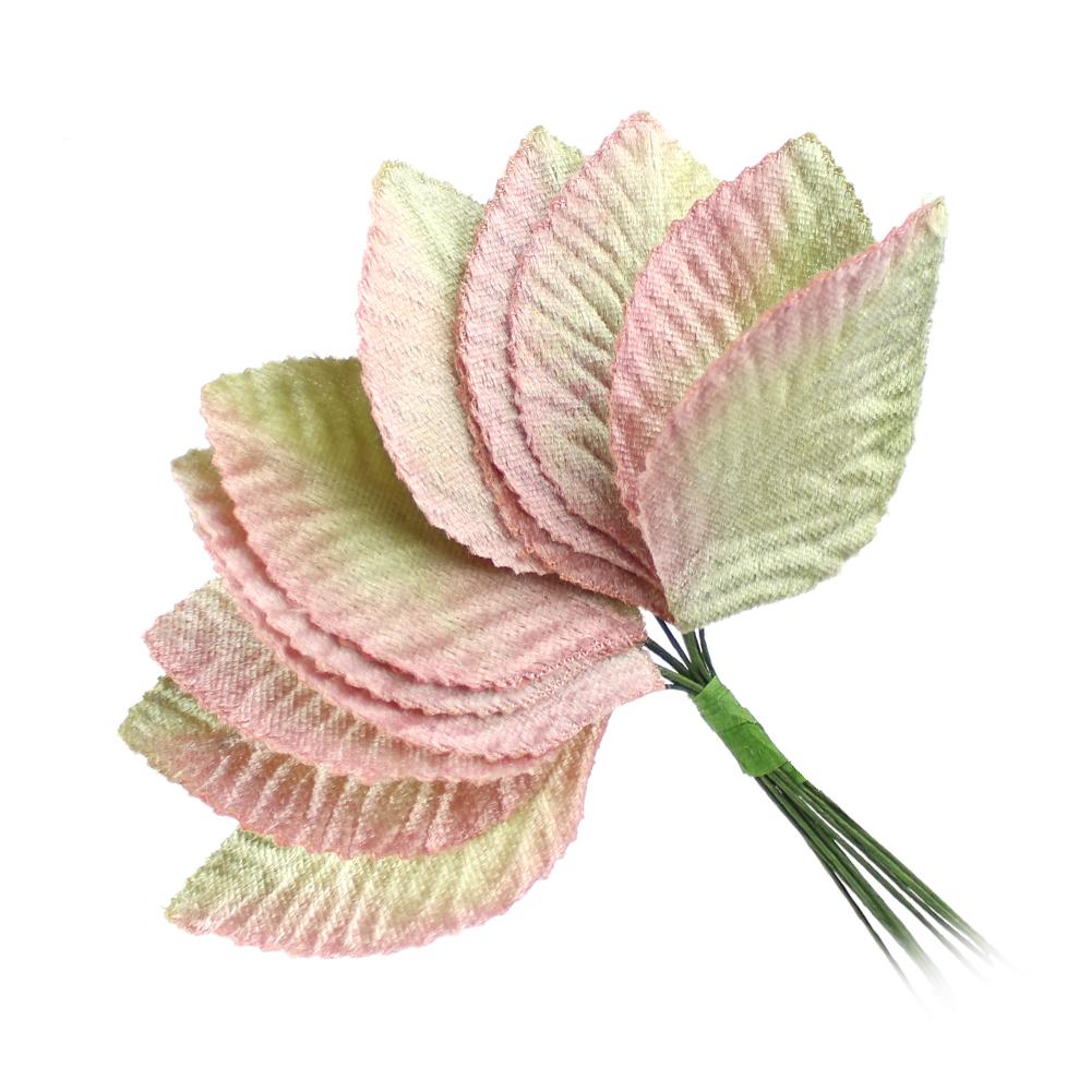 12 HOJAS TALLÍN rosa nude