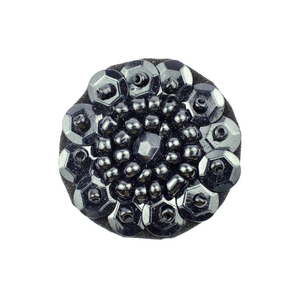 Aplicación rocalla circular 3 cm