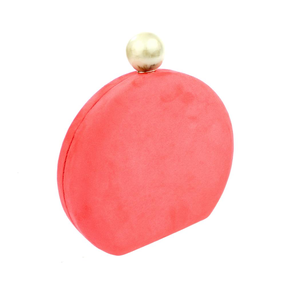 BOLSO MURILLO rosa maquillaje