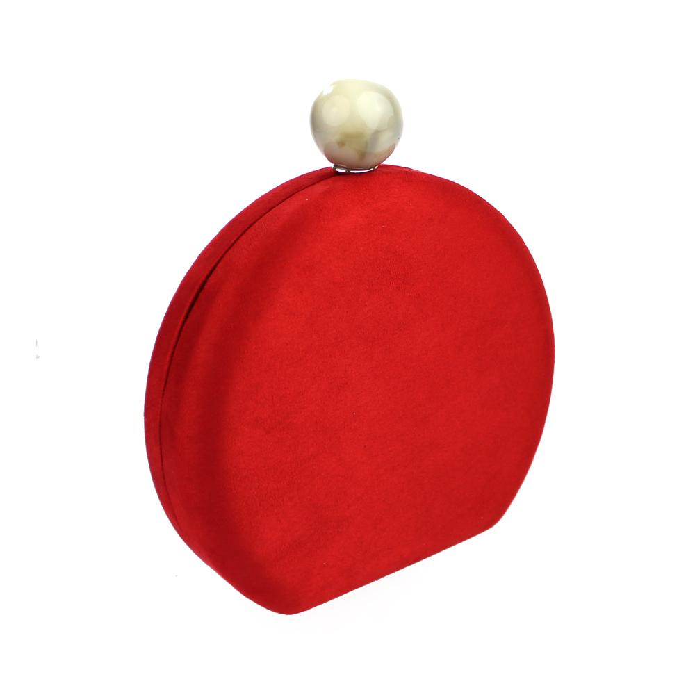 BOLSO MURILLO rojo