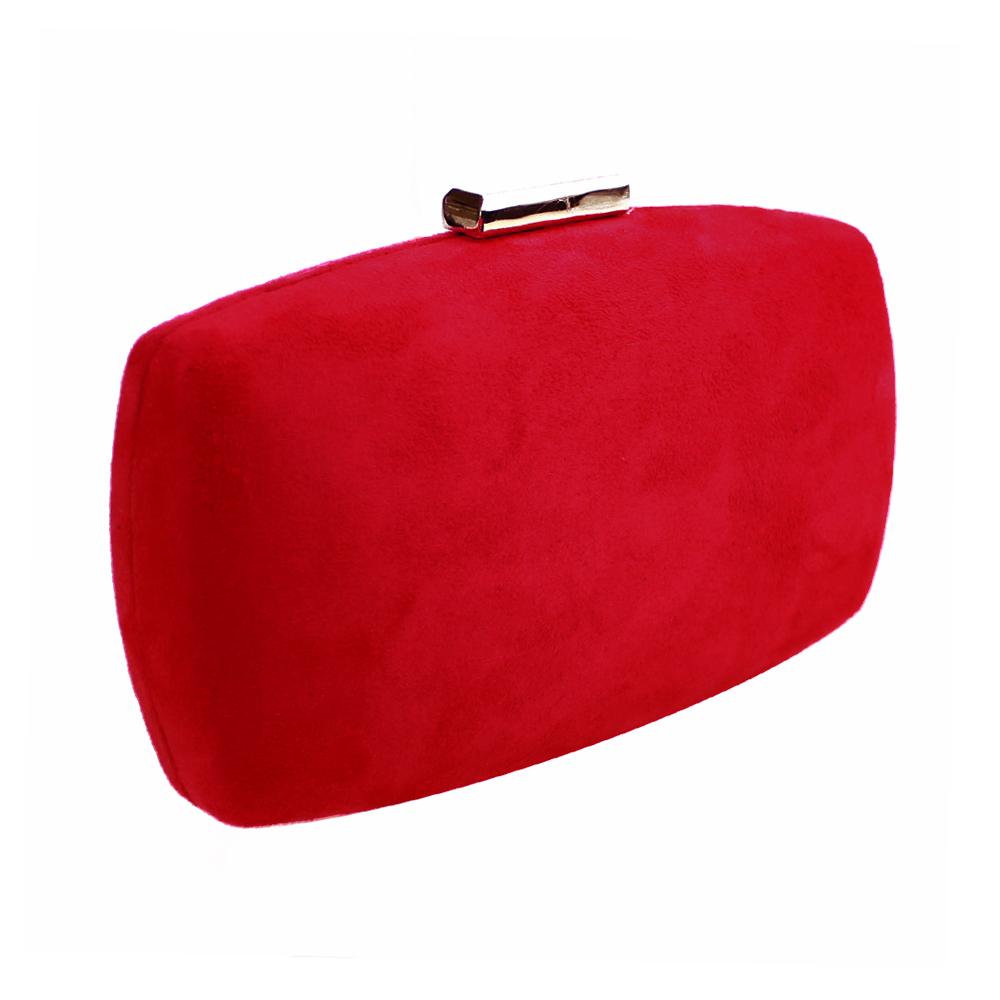 BOLSO PANACORA rojo