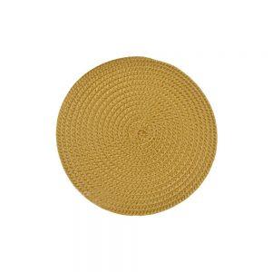 Base 11 cm polipropileno dorado