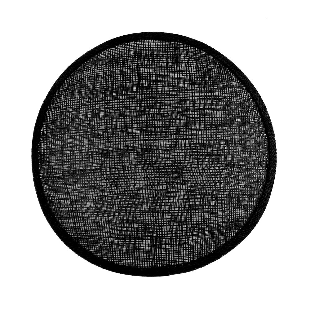Base Circular 16 cm negro