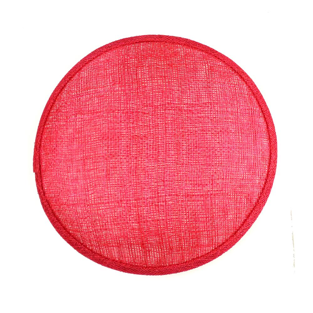 Base Circular 16 cm rojo