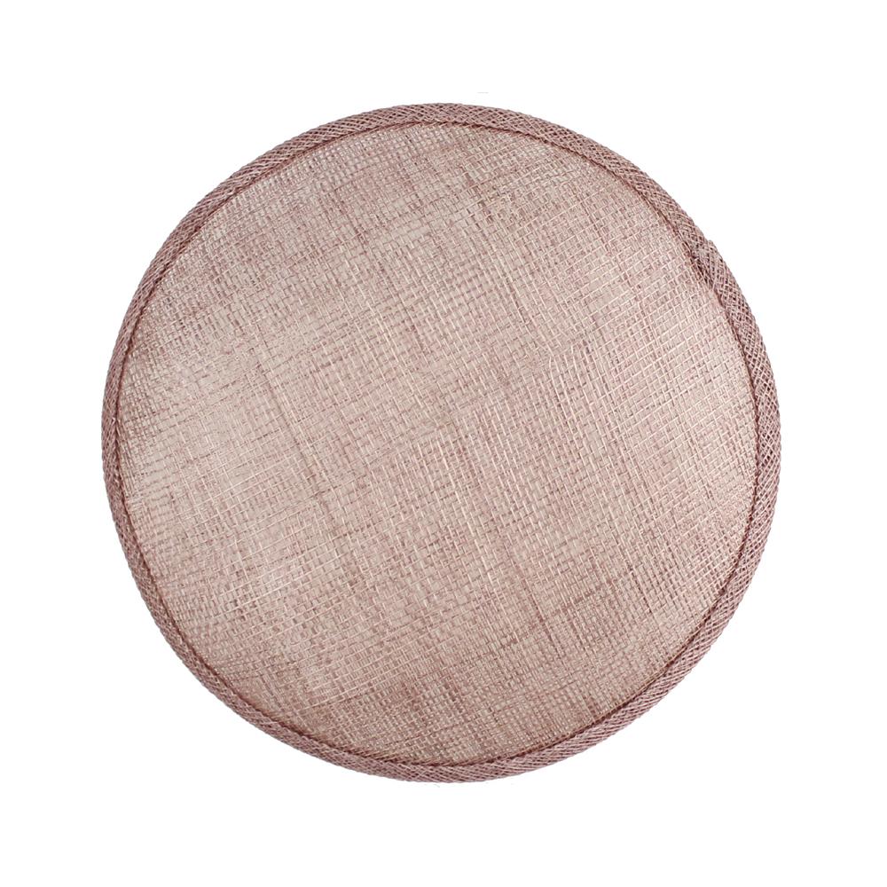 Base Circular 16 cm rosa nude oscuro