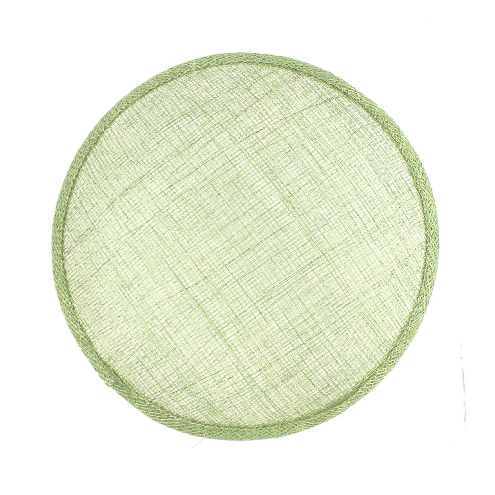 Base Circular 16 cm verde claro