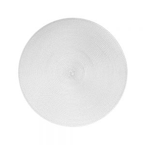Base Polipropileno 30 cm blanco