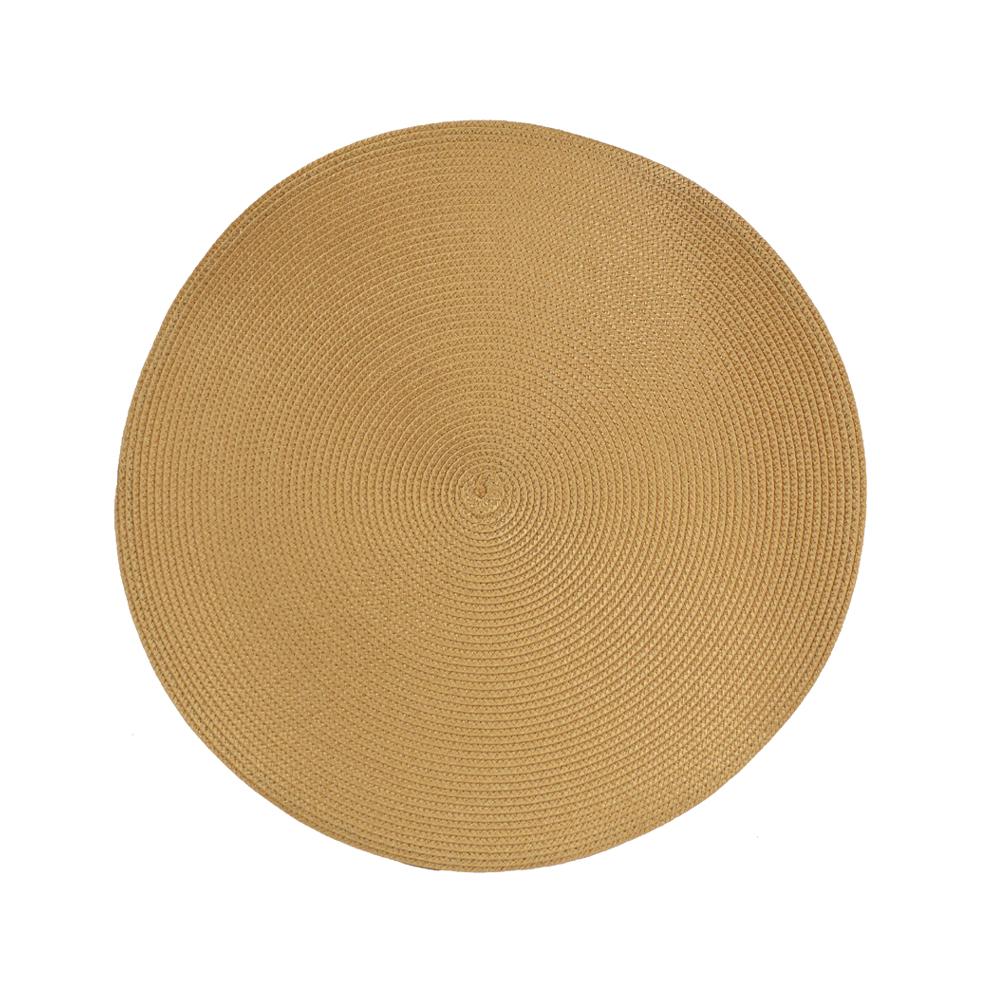 Base Polipropileno 30 cm dorado