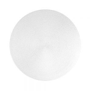 Base Polipropileno 40 cm blanco