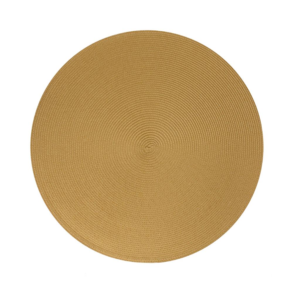 Base Polipropileno 40 cm dorado