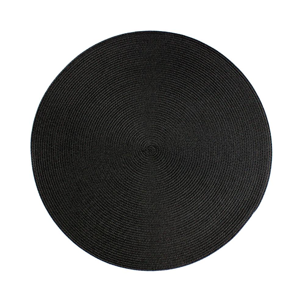 Base Polipropileno 40 cm negro