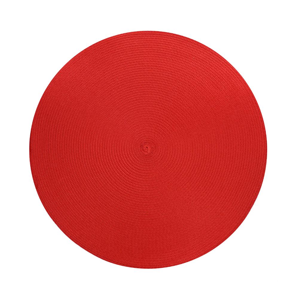 Base Polipropileno 40 cm rojo