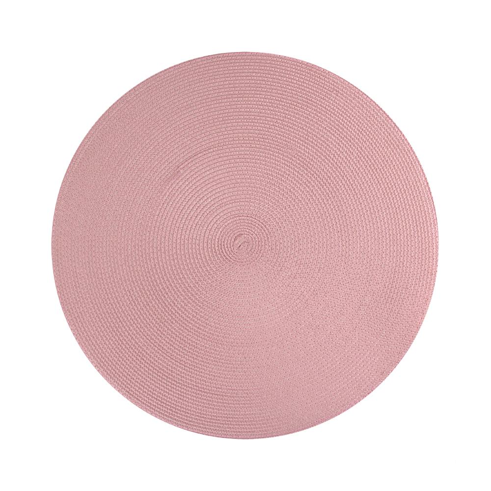 Base Polipropileno 40 cm rosa nude oscuro